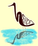 logo for Heron mini-mag