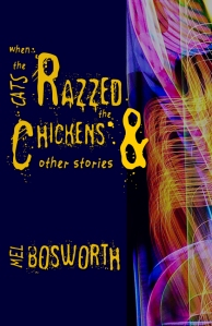 cover of Mel Bosworth's Razzed chapbook