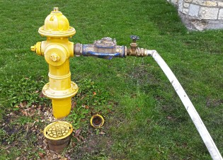 4.10.16 ~ fire hydrant