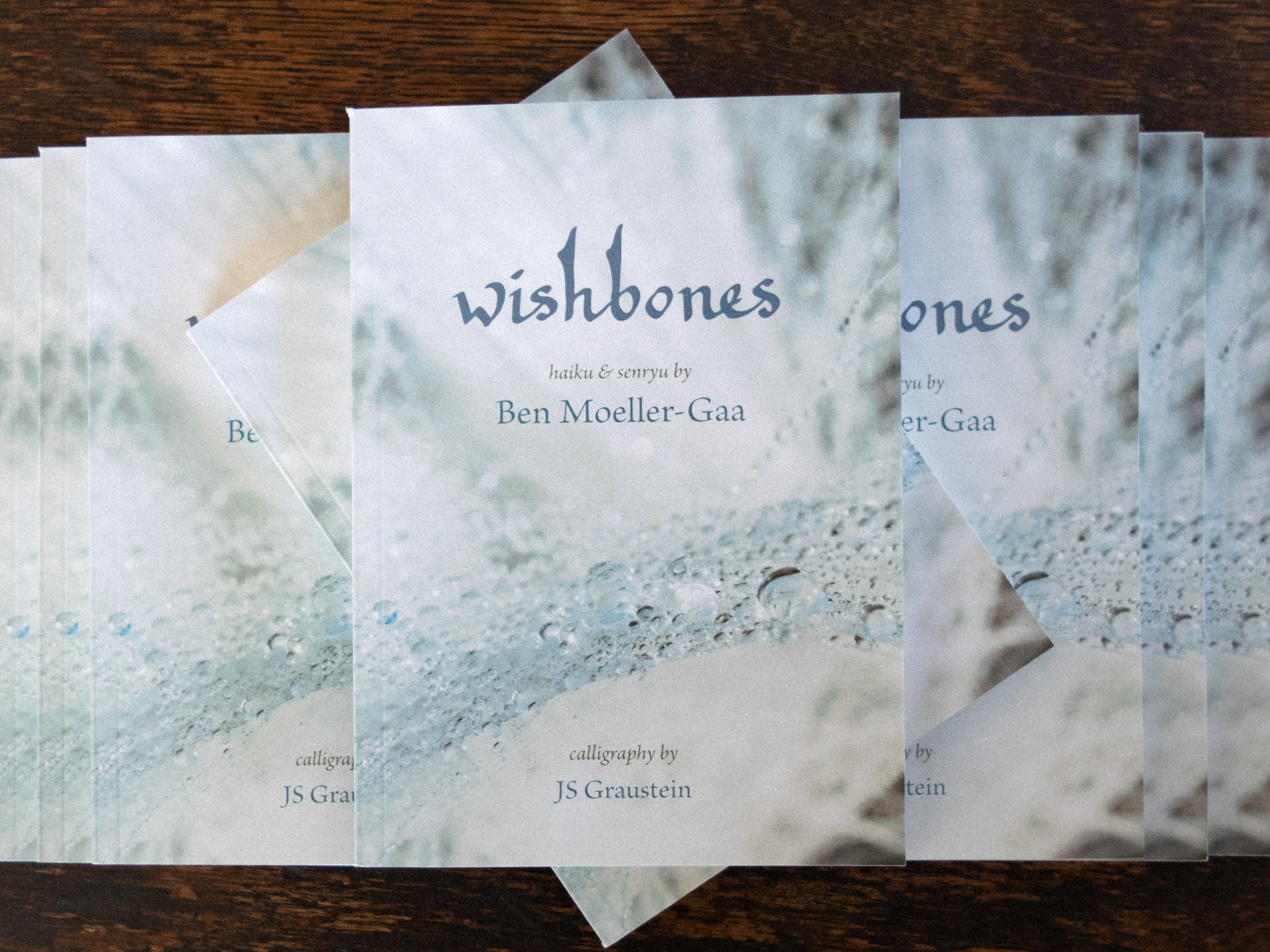 stack of Wishbones by Ben Moeller-Gaa