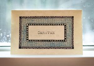 cover of Caravan by Hifsa Asharf